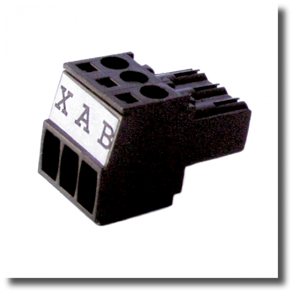 RS-485 (2-Draht) Schraubklemme